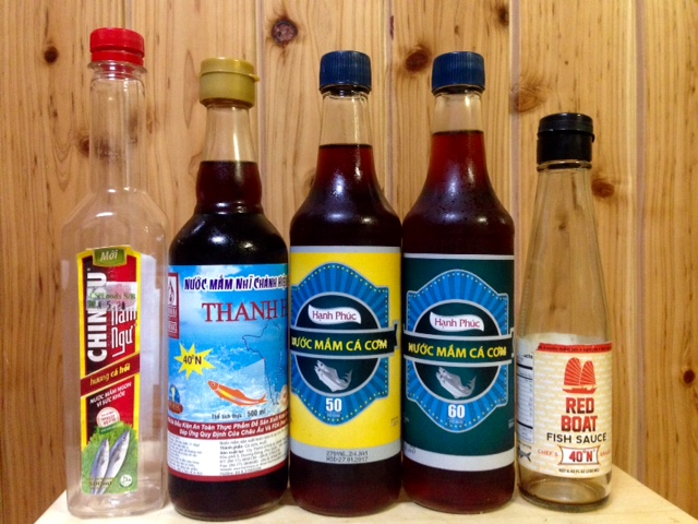 Furochan eats a guide to buying fish sauce in vietnam for Where to buy red boat fish sauce