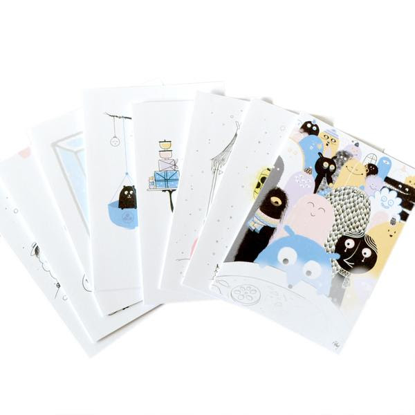 Studio_Arhoj_Holiday_Cards
