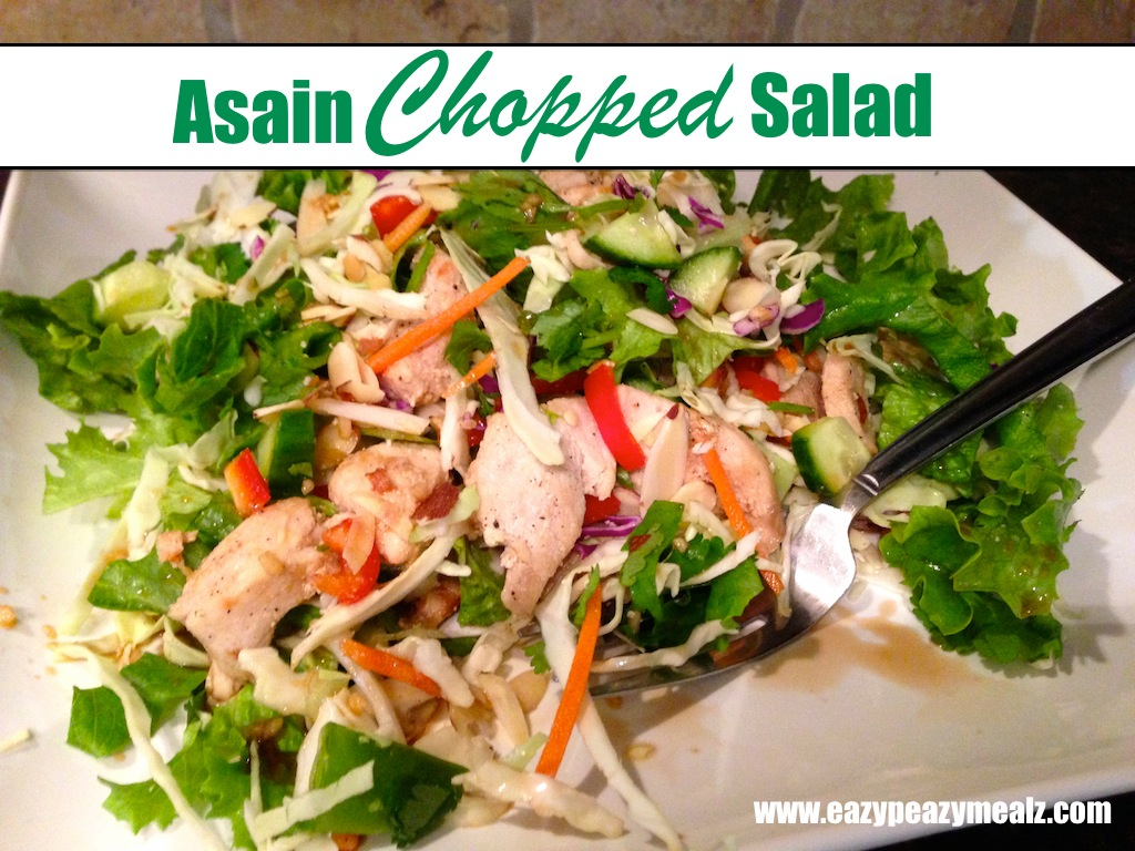 The Umami Reader: The Asian Salad Must Die