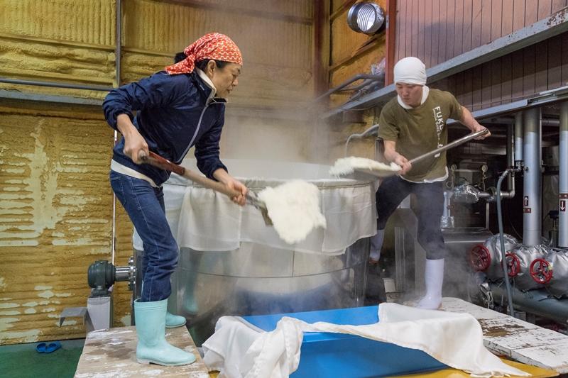 Celebrating Women Producers: Miho Imada of Imada Sake Brewery