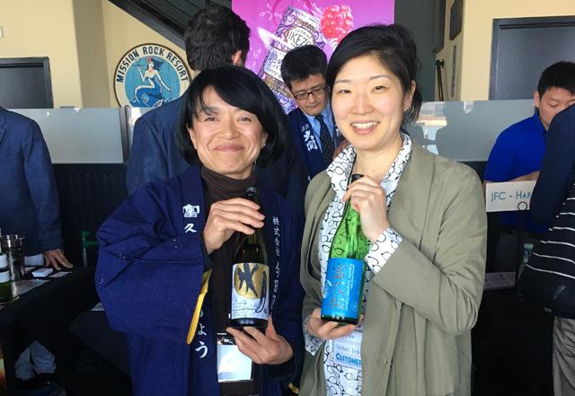 Sake Gumi News: Women Sake Makers (May 2017)